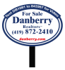 Danberry Sign